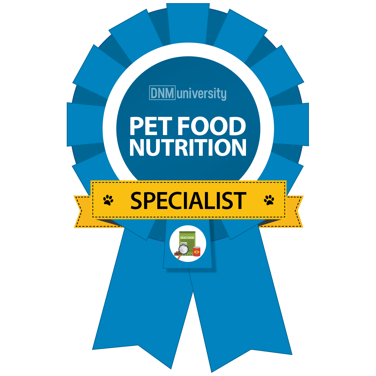 DNM-Pet-Food-Nutrition-Specialist-Badge